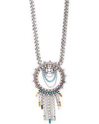 DANNIJO - Zamira Pendant Necklace - Lyst