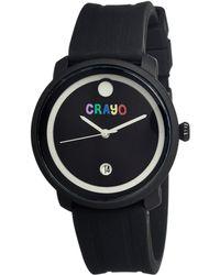 Crayo - Fresh Unisex Rubber Watch - Lyst