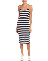 Caleigh & Clover - Lima Midi Dress - Lyst