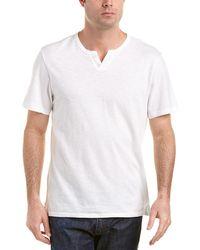 Joe's Jeans - Wintz Henley T-shirt - Lyst