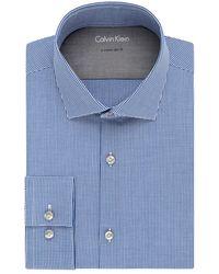 Calvin Klein - X Extra Slim Dress Shirt - Lyst