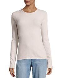 INHABIT - Long Sleeve T-shirt - Lyst