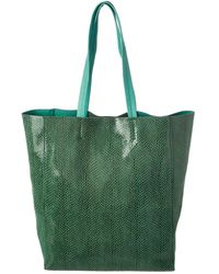 Sorial - Rubina Leather Tote - Lyst