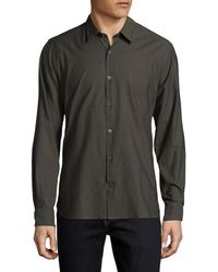 John Varvatos - John Varvatos Star Usa Mayfield Slim Fit Sportshirt - Lyst