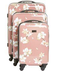 Vince Camuto - Corinn 3pc Luggage Set - Lyst