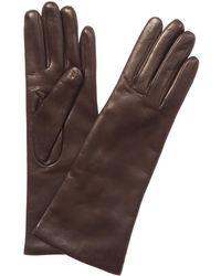 Portolano - Cashmere Lined Leather Glove - Lyst