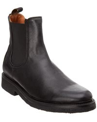 Frye - Country Chelsea Leather Boot - Lyst