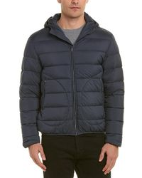 bc6c17aff247 Herno Polar-tech Down Jacket in Blue for Men - Lyst