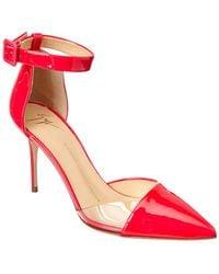 Giuseppe Zanotti - Patent Ankle- Strap Pump - Lyst