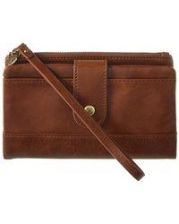 Hobo - Colt Leather Wristlet - Lyst