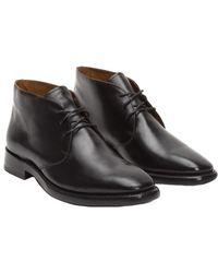 Frye - Weston Leather Chukka Boot - Lyst