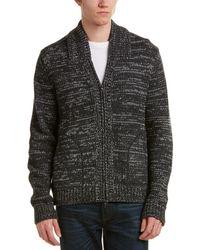 Vince - Marled Yak & Wool-blend Cardigan - Lyst
