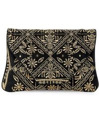 Antik Batik - Embroidered Crossbody Bag - Lyst