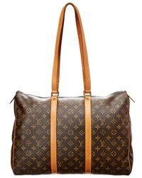 20e318211b5c Lyst - Louis Vuitton Monogram Canvas Berri Pm in Brown