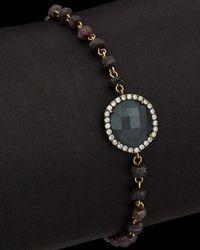 Meira T - 14k 2.69 Ct. Tw. Diamond & Sapphire Bracelet - Lyst
