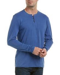 Threads For Thought - Threads 4 Thought Henley T-shirt - Lyst