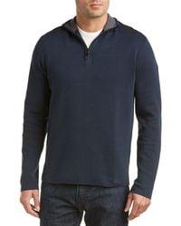 Victorinox - Swiss Army Lieutenant Full Zip Sweater - Lyst
