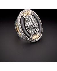 Konstantino - Ismene 18k & Silver 4.50 Ct. Tw. Gemstone Ring - Lyst