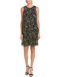 Anne Klein - Shift Dress - Lyst