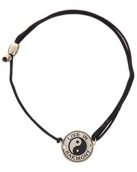 ALEX AND ANI - Kindred Cord Silver Cord Charm Bracelet - Lyst