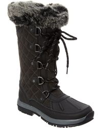 BEARPAW - Women's Tahoe Gwyneth Waterproof Boot - Lyst
