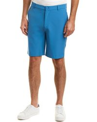 Lacoste - Sport Solid Stretch Bermuda Golf Short - Lyst