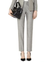 Reiss - Martine Wool-blend Trouser - Lyst
