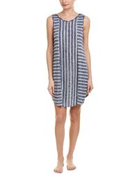 Kensie - Stripe Tank Dress - Lyst