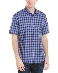 Zachary Prell - Medina Woven Shirt - Lyst