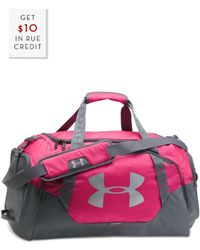 Under Armour - Undeniable Duffle 3.0 Md - Lyst