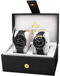 August Steiner - Set Of 2 Watches - Lyst