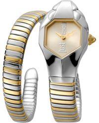 Just Cavalli - Glam Chic Watch - Lyst