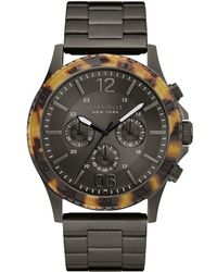 Caravelle NY - Caravelle Ny Men's Stainless Steel Watch - Lyst