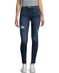 Hudson Jeans - Natalie Straight Leg Pant - Lyst