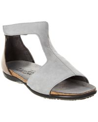 Naot - Nala Leather Sandal - Lyst