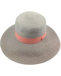 Michael Stars - Glisten In The Sun Floppy Hat - Lyst