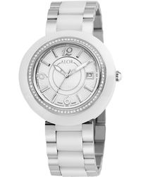 Alor - 43mm Cavo Diamond Watch - Lyst