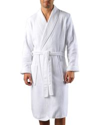 Naked - Terry Cloth Robe - Lyst