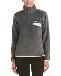 Patagonia - ® Re-tool Snap-t Pullover - Lyst