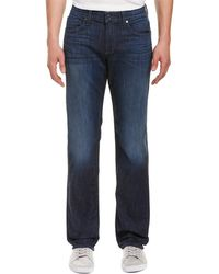 7 For All Mankind - 7 For All Mankind Standard Solvang Straight Leg - Lyst