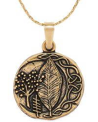 ALEX AND ANI - The Secret Language Of Trees Elder Expandable Necklace - Lyst