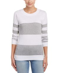 Macbeth Collection - Striped Sweater - Lyst