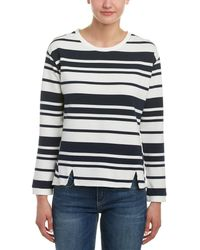Olive & Oak - Olive & Oak Stripe Top - Lyst