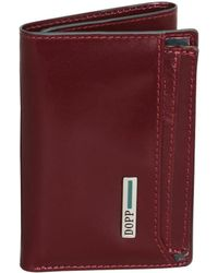 Dopp - Buxton Beta Rfid Leather I.d. Three-fold - Lyst