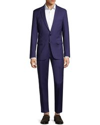 Aspetto - Notch Buttoned Suit - Lyst