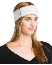Portolano - Cashmere Headband - Lyst