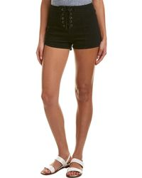 Amuse Society - Daisy Chain Short - Lyst