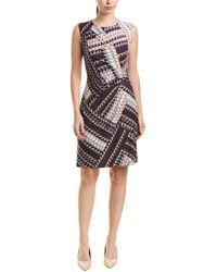 af10bd2f0a8 NIC+ZOE - Petite Sheath Dress - Lyst