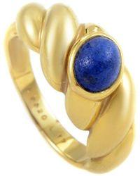 Heritage Van Cleef & Arpels - Van Cleef & Arpels 18k Lapis Lazuli Ring - Lyst