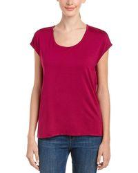 Three Dots - Nichole T-shirt - Lyst